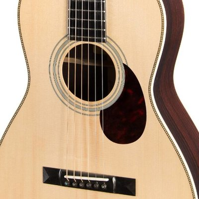 Eastman E20 P Akoestische gitaar Parlor Natural +Case