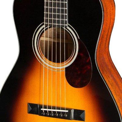 Eastman E10 P Akoestische gitaar Sunburst