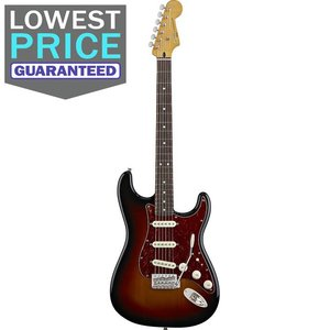 Squier Classic Vibe Stratocaster '60s 3-Color Sunburst