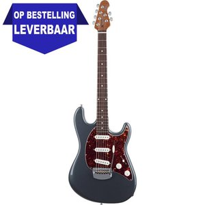 Music Man Cutlass RS Elektrische gitaar Charcoal Frost