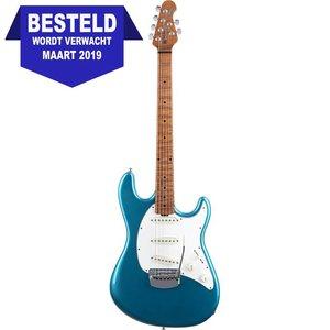 Music Man Cutlass RS Elektrische gitaar Vintage Turquoise