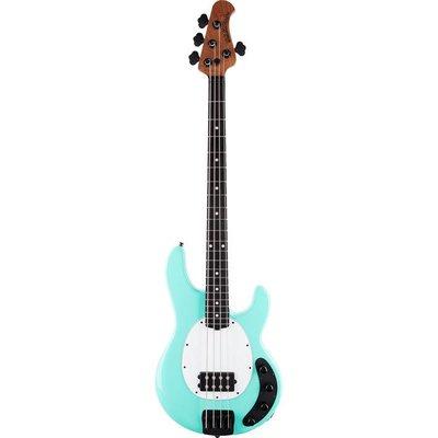 Music Man Stingray Special Bass Ebony Cruz Teal +Case
