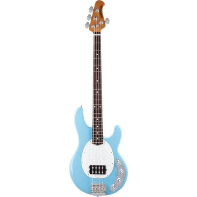 Music Man Stingray Special Bass Rosewood Copper Blue +Case