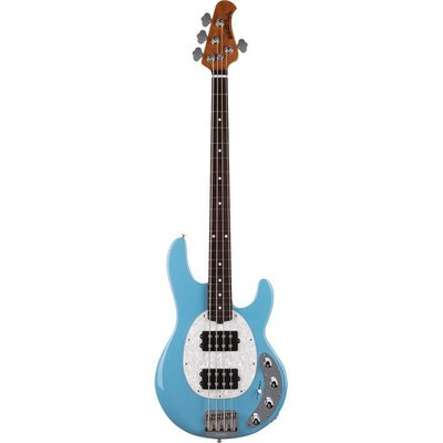 Music Man Stingray Special Bass HH Rosewood Copper Blue +Case
