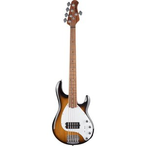 Music Man Stingray 5 Special Bass Maple Vintage Tobacco