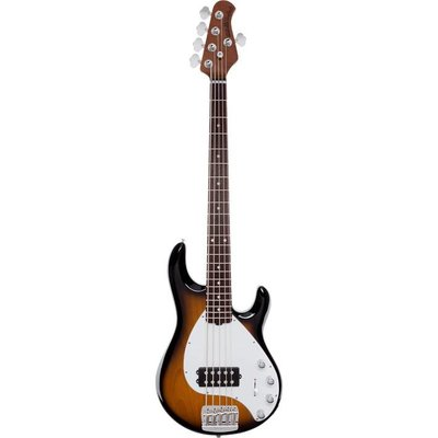 Music Man Stingray 5 Special Bass Rosewood Vintage Tobacco +Case