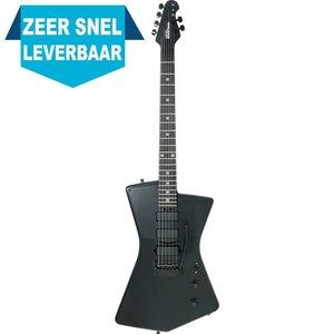 Music Man St. Vincent Elektrische gitaar Stealth Black