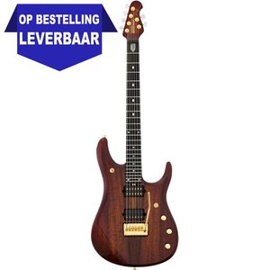 Music Man John Petrucci BFR Elektrische gitaar Koa