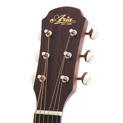 Aria ARIA-201N Akoestische gitaar Natural