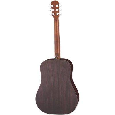 Aria ARIA-215N Akoestische gitaar Natural