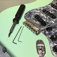 Reparatie Intoneren Elektrisch gitaar