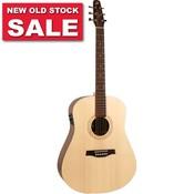 Seagull Walnut Isys T Akoestische gitaar