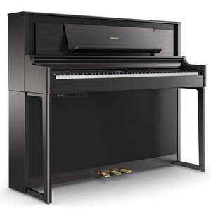 Roland LX706-CH Digitale Piano Charcoal Black