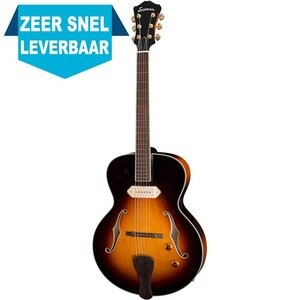 Eastman AR405E Hollowbody gitaar Sunburst