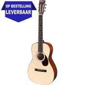 Eastman E10 P Akoestische gitaar Parlor Natural +Case