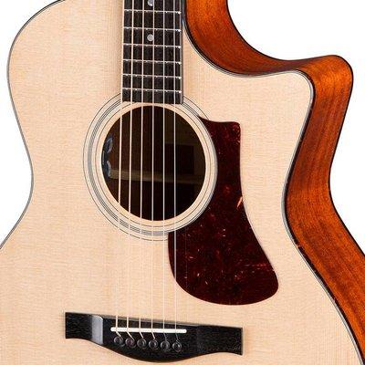 Eastman AC122-1CE Akoestische gitaar Grand Auditorium Gloss Top Natural +Gigbag