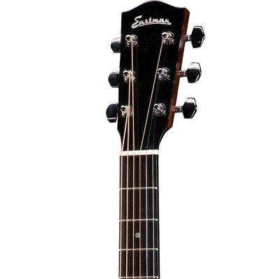 Eastman AC222CE OV Akoestische gitaar Grand Auditorium Natural +Gigbag