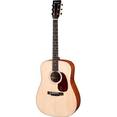Eastman E1 D Akoestische gitaar Dreadnought Gloss Top Natural +Gigbag