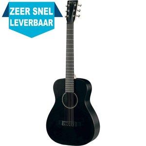 Martin LX Black Akoestische gitaar Left