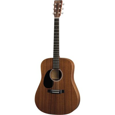 Martin DRS1 Akoestische gitaar Dreadnought Left Handed Satin +Case