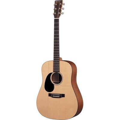 Martin DRS2 Akoestische gitaar Dreadnought Left Handed Satin +Case