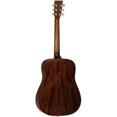 Tanglewood Crossroads D Akoestische gitaar Whiskey Barrel Burst Satin