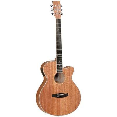 Tanglewood Union SFCE Akoestische gitaar Natural Satin