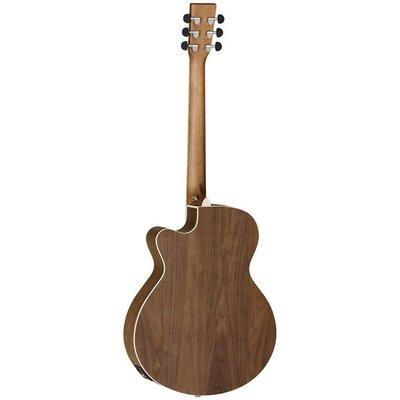 Tanglewood Discovery DBT DLX SFCE BW Akoestische gitaar Open Pore