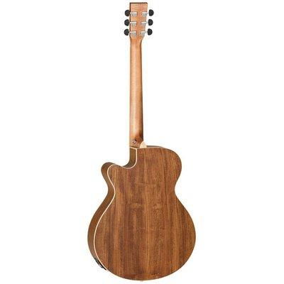 Tanglewood Discovery DBT DLX SFCE OV Akoestische gitaar Open Pore