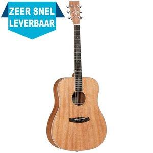 Tanglewood Union D Akoestische gitaar Natural Satin