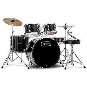 Mapex Tornado TND5044TC-DK Drumstel Black
