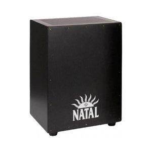Natal Cajon Extra Large Black satin