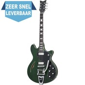 Schecter T SH-1B Elektrische gitaar Emerald Green Pearl