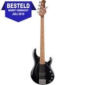 Music Man Stingray 5 Special Bass Maple Black +Case