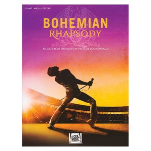 BOHEMIAN RHAPSODY THE MOVIE QUEEN