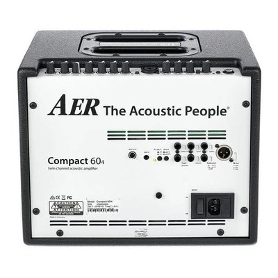 AER Compact 60-4 Acoustic Guitar Combo