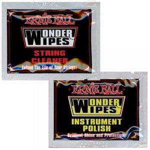 Ernie Ball Wonder Wipes 6-Stuks