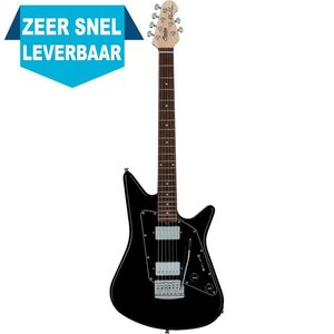 Sterling by Music Man AL40 Elektrische gitaar Albert Lee Black