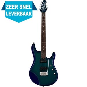 Sterling by Music Man JP60 Elektrische gitaar Petrucci Mystic Dream