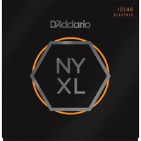 D'Addario NYXL1046 Snaren Nickel Wound Regular Light