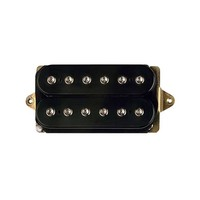 DiMarzio DP223FBK Humbucker PAF 36th Anniversary Bridge Black