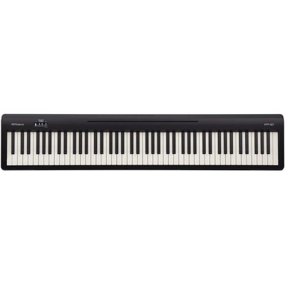 Roland FP-10 Digitale Piano Black