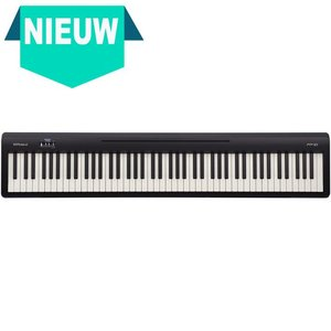Roland FP-10 Digitale Piano Black