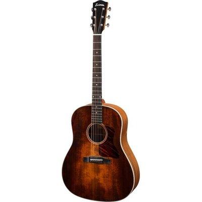 Eastman E1SS-LTD Akoestische gitaar Slope Shoulder Dreadnought Classic