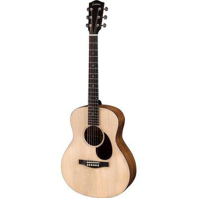 Eastman ACTG2E Akoestische gitaar Travel Natural Satin +Case