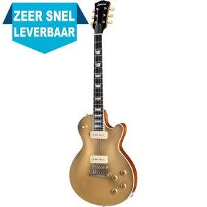 Eastman SB56/n Elektrische gitaar Gold Top