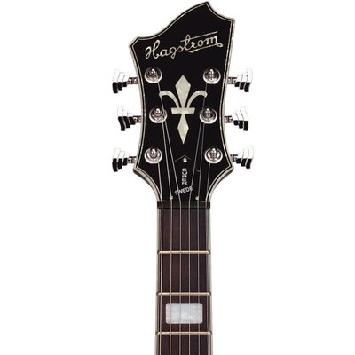 Hagstrom Super Swede Elektrische gitaar Vintage Burst