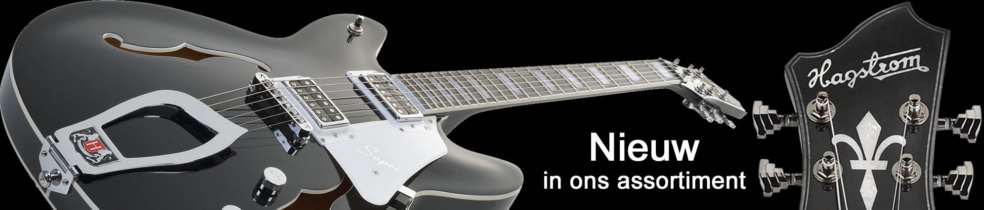 Muziekwinkel specialist in gitaren, versterkers en toetsen banner 3