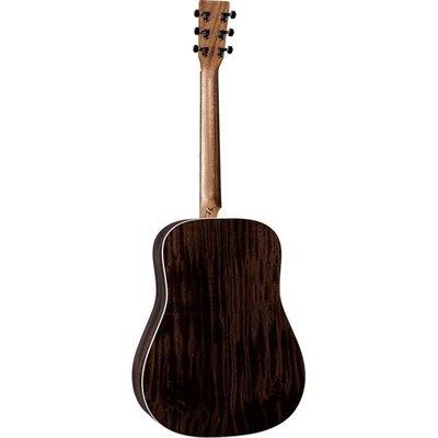 Martin D-13E Akoestische gitaar Dreadnought +Softcase