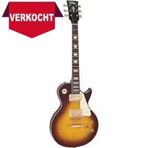 Vintage V100TSB Elektrische gitaar Tobacco Sunburst